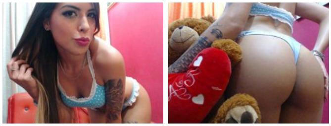 chica española por webcam
