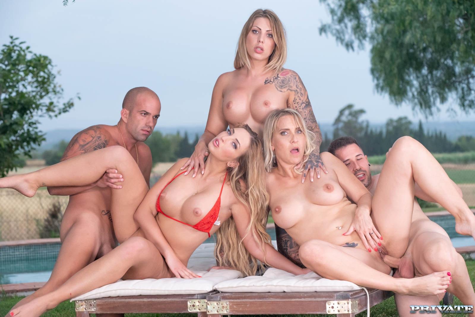 Vapaa kuuma alaston kuva