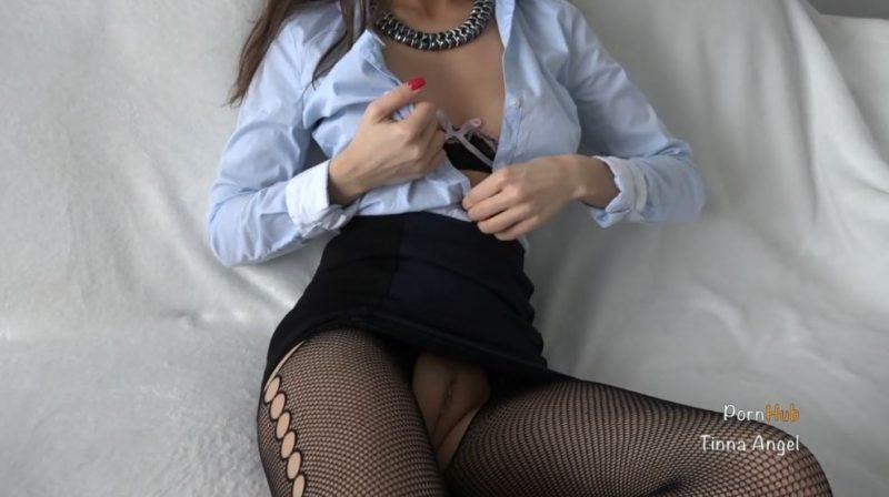 Sexy secretaria